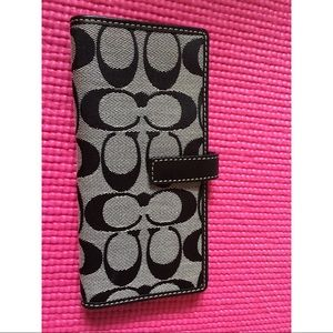 Coach Multicase wallet with ID holder